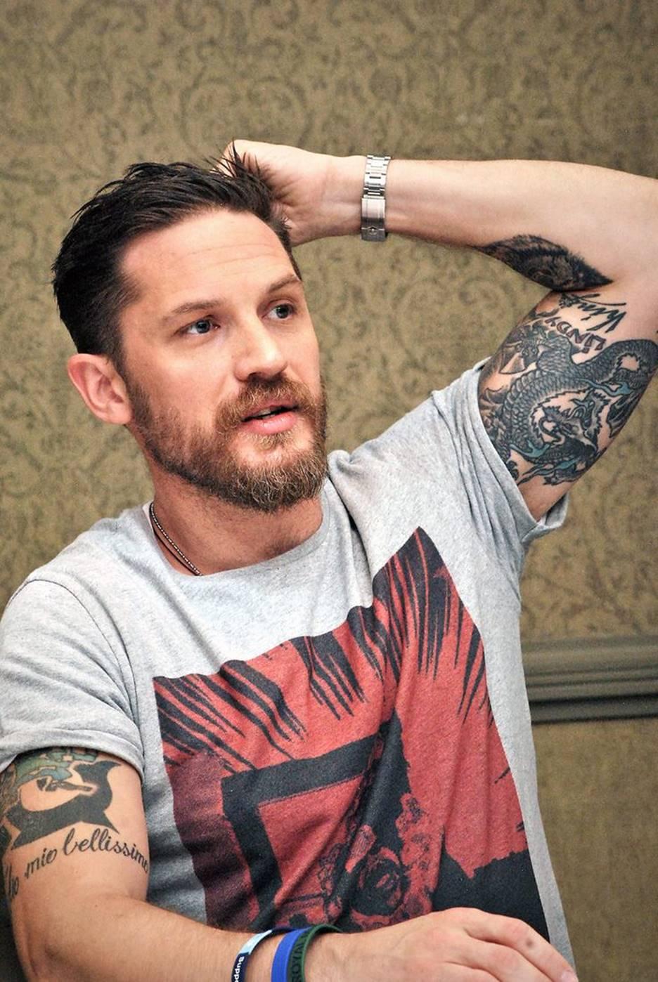 'Dragon' Tattoo