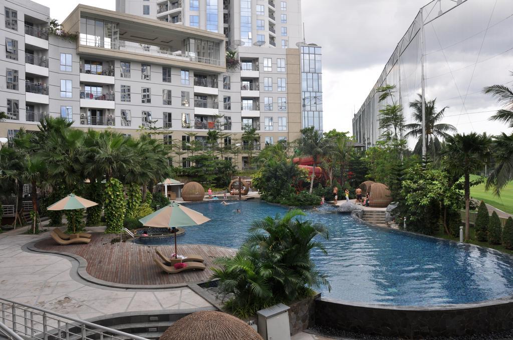 Apartemen The Mansion at Dukuh Golf Kemayoran