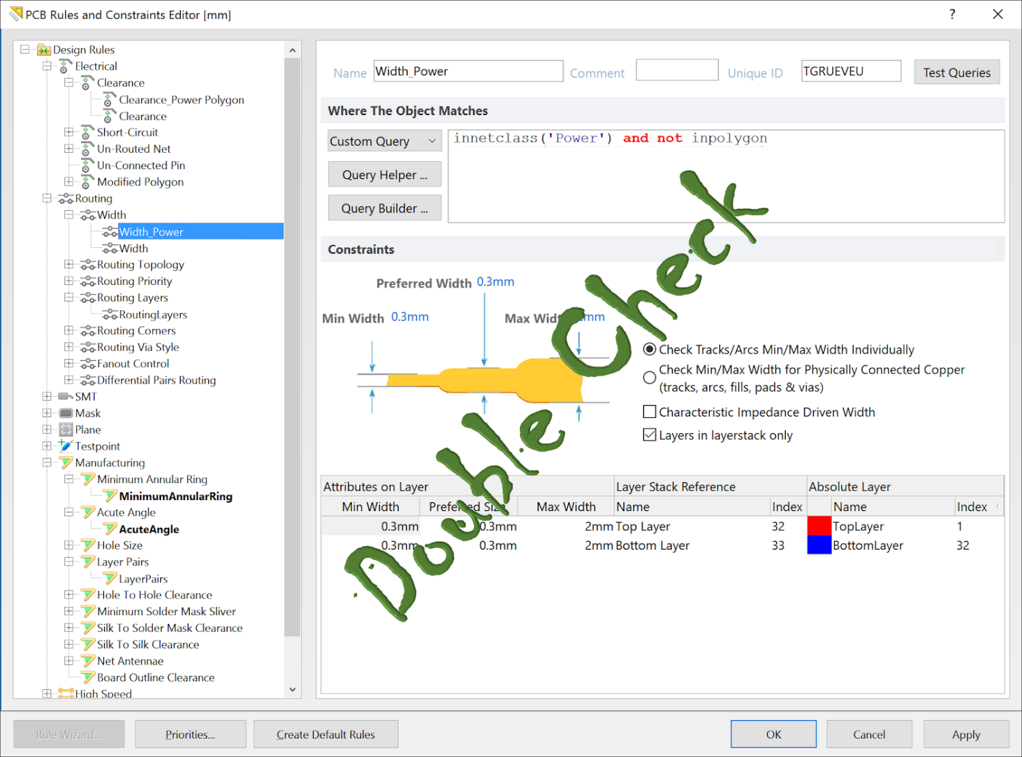 PCB design guidelines for double checking your work against PCB design rules and PCB layout guidelines