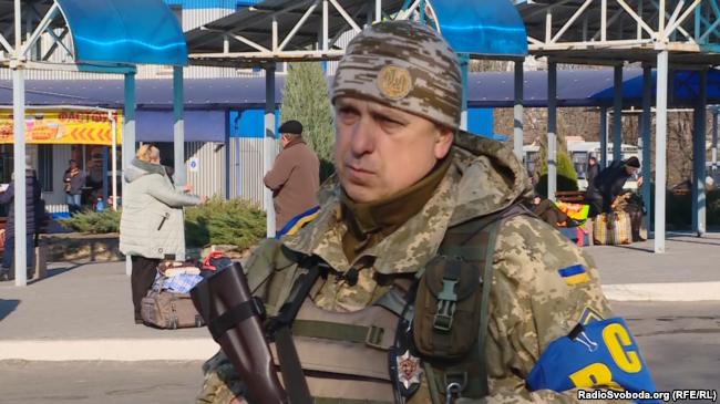 Олексій, військовослужбовець Військової служби правопорядку ЗСУ