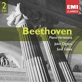 Beethoven: Piano Variations