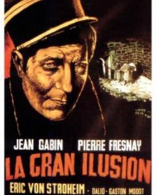 La gran ilusión (1937, Jean Renoir)