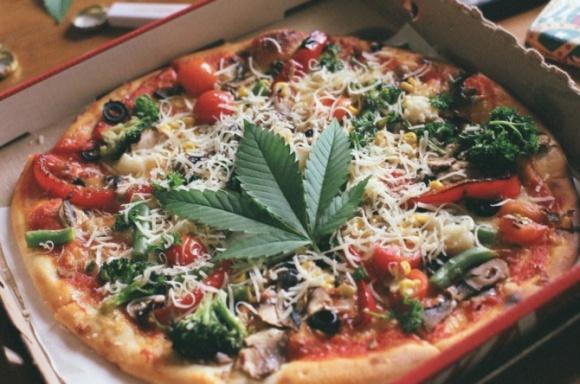 Марихуану в еду цветение марихуаны начало