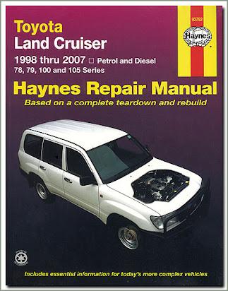 79 series land cruiser service manual