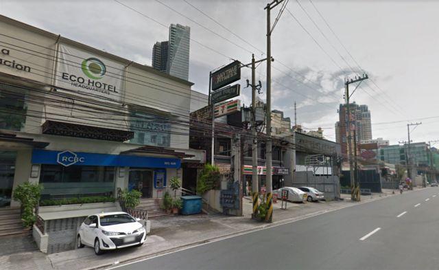 Филиал банка RCBC на Юпитер-стрит в Маниле
