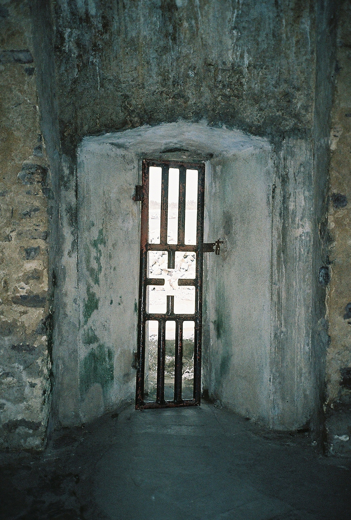 The Door of No Return, El Mina Castle (Ghana)
