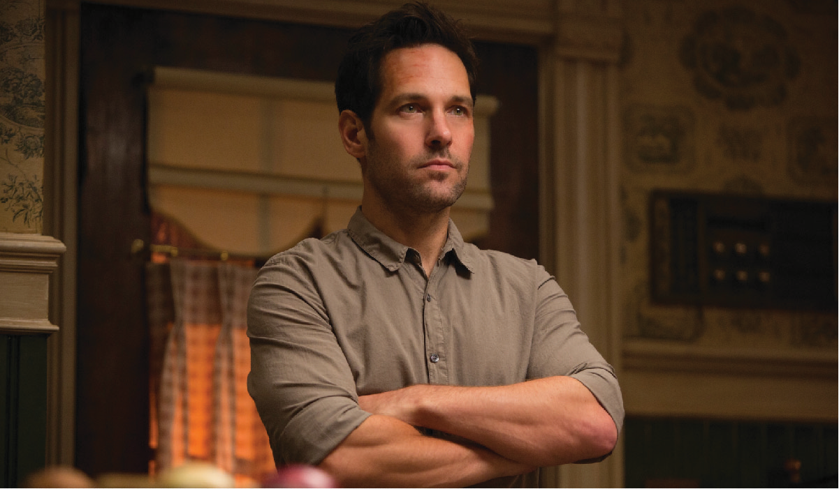 Scott Lang Marvel collection movies