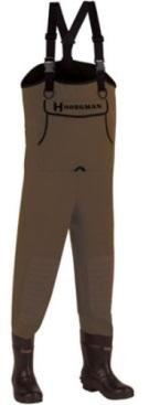Hodgman Caster Neoprene Chest Wader with Cleated Fishing Boots.