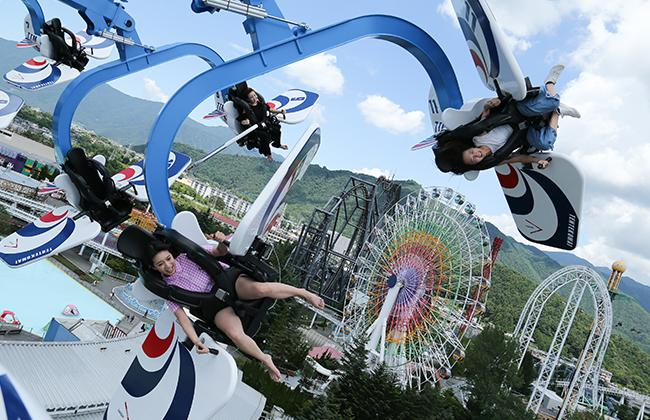 Attraction | Fuji-Q Highland