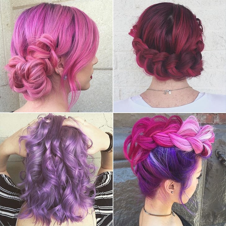 dreamy and romantic hairstyles from Instagram