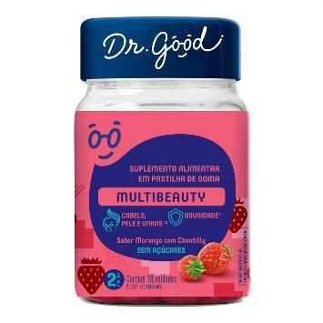 Multibeauty Dr. Good Sabor Morango com Chantilly - Araujo Mobile