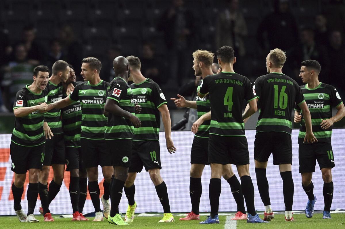 Greuther Furth chưa thể thích ứng với Bundesliga