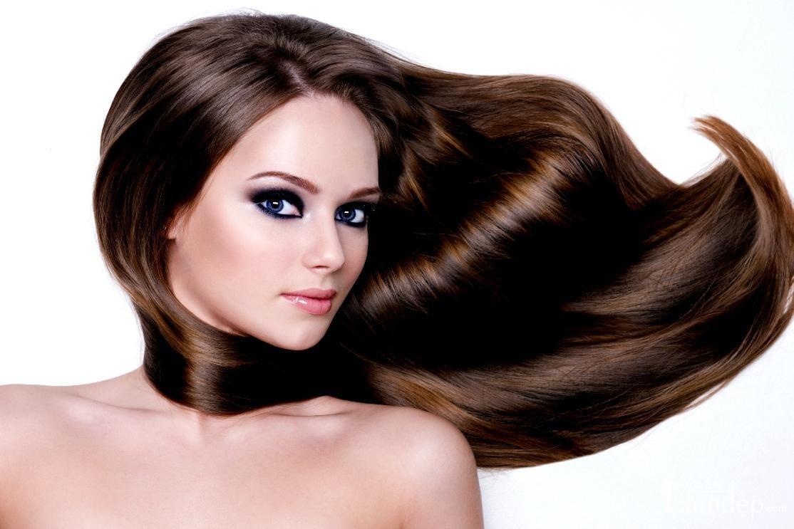 uống nhiều nước giúp tóc mọc nhanh
