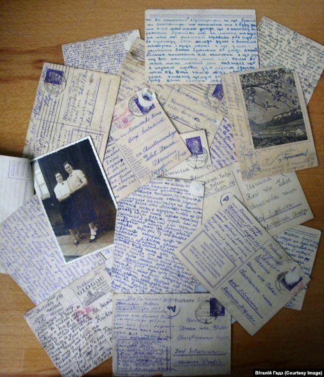 Десятки тисяч «непрOSTих листів» українських примусових робітників залишаються непрочитаними в українських архівах. Фото Віталій Гедз