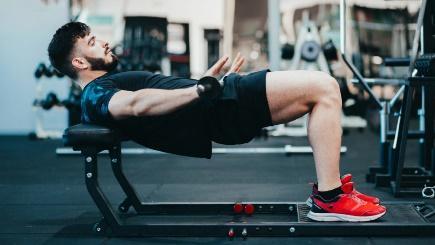 Hip thrust: bästa övningen för rumpan   Muscles.se