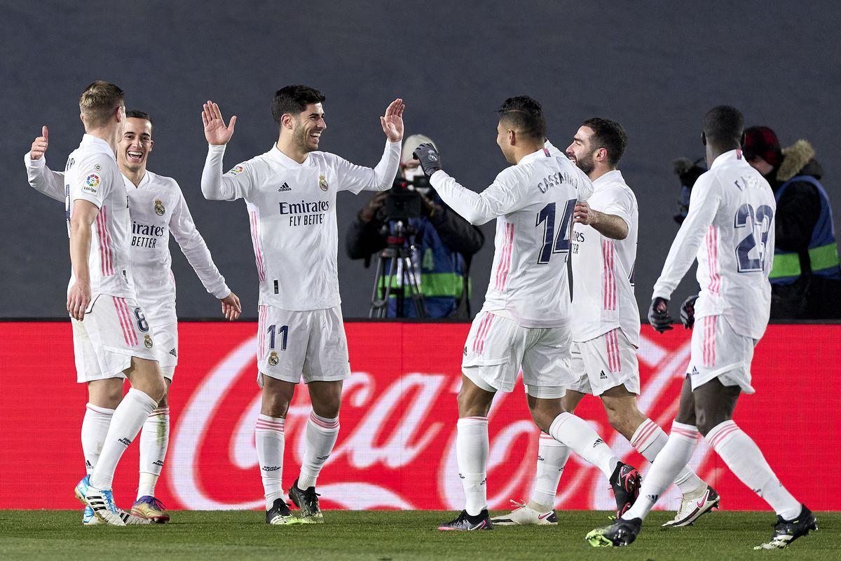 Real Madrid đang trong chặng đường quan trọng