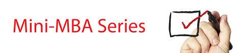 Mini-MBA Series