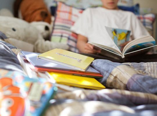 Bedtime books for reading during the summer