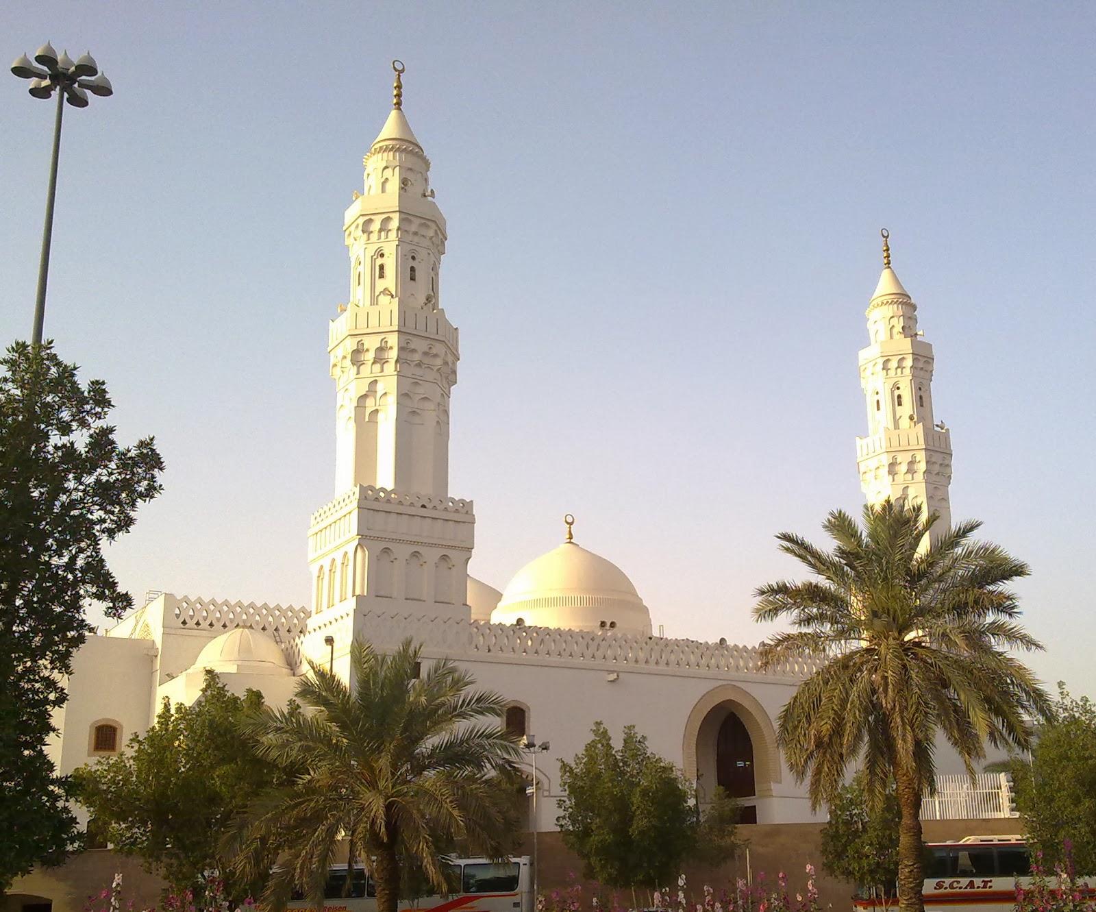 Masjid Qiblatayn, Madinah, Saudi Arabia