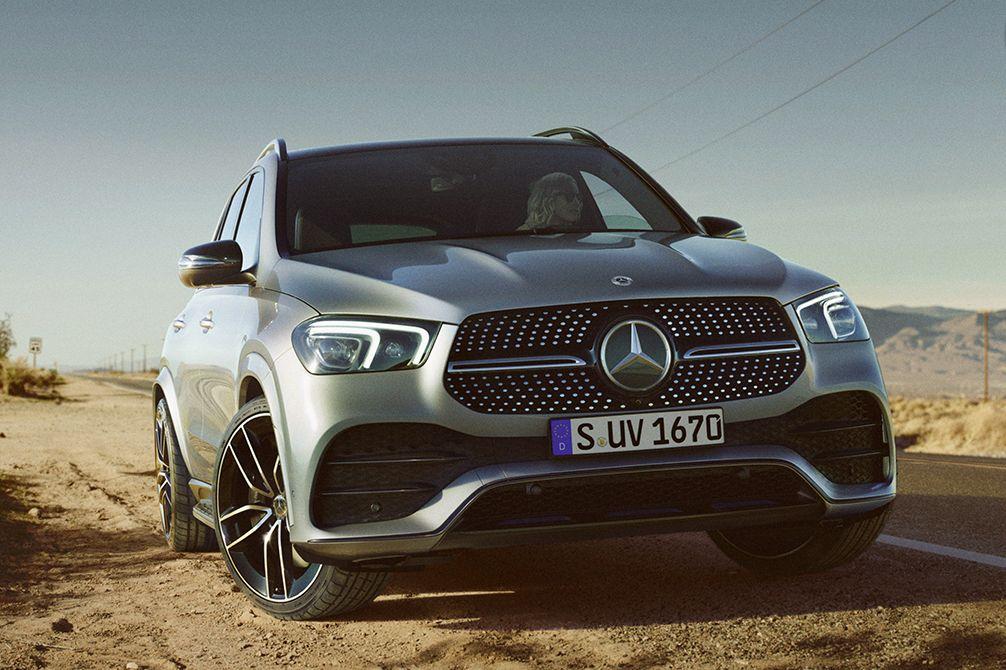 Mercedes Benz- Thương hiệu xe ô tô nổi tiếng nước Đức