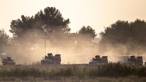 Turquía-invade-invasión-siria-Kurdos-Kurdistán-Sirios-