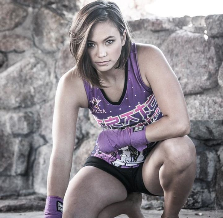 Michelle Waterson (MMA fighter)