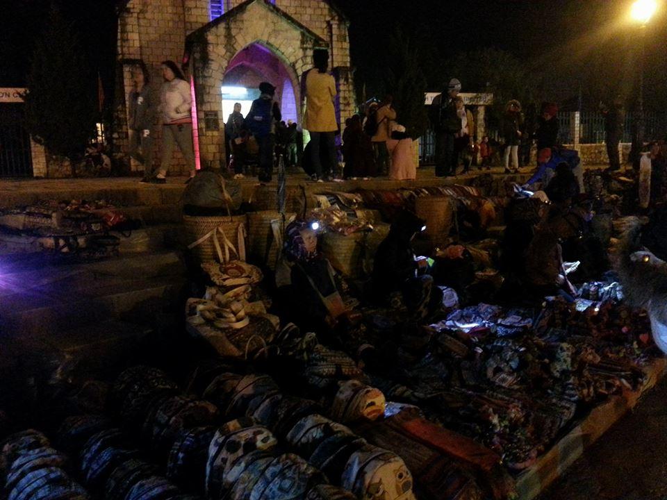 Chợ tình SaPa đông đúc người tham gia