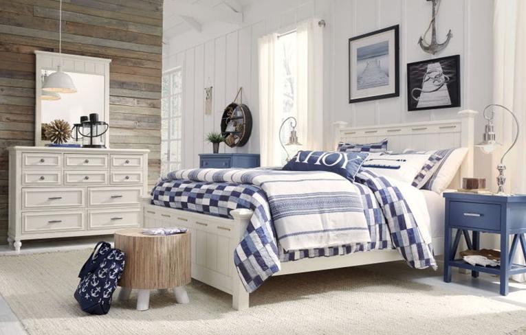 Choose A Nautical theme Ideas for Boy Bedroom