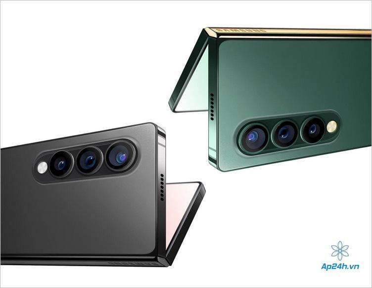 Thiết kế màn hình gập cực độc đáo của Galaxy Z Fold / Flip