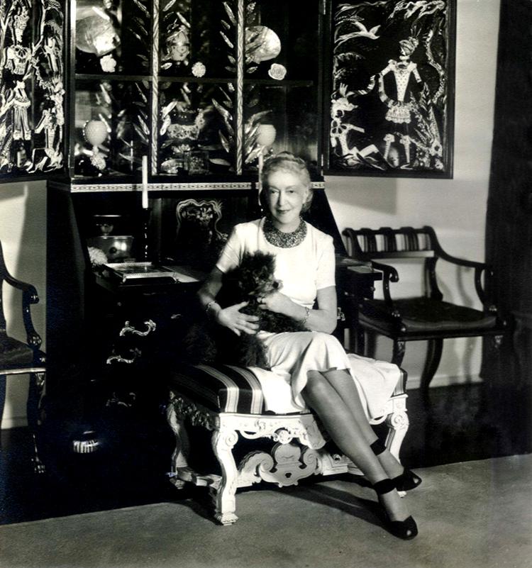 Elsie de Wolf - source: galchitects.com