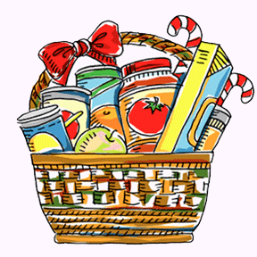 Image result for holiday baskets clipart