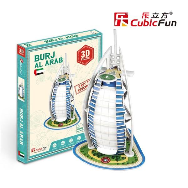 Đồ chơi Montessori Việt Nam -  Mô hình trò chơi CubicFun