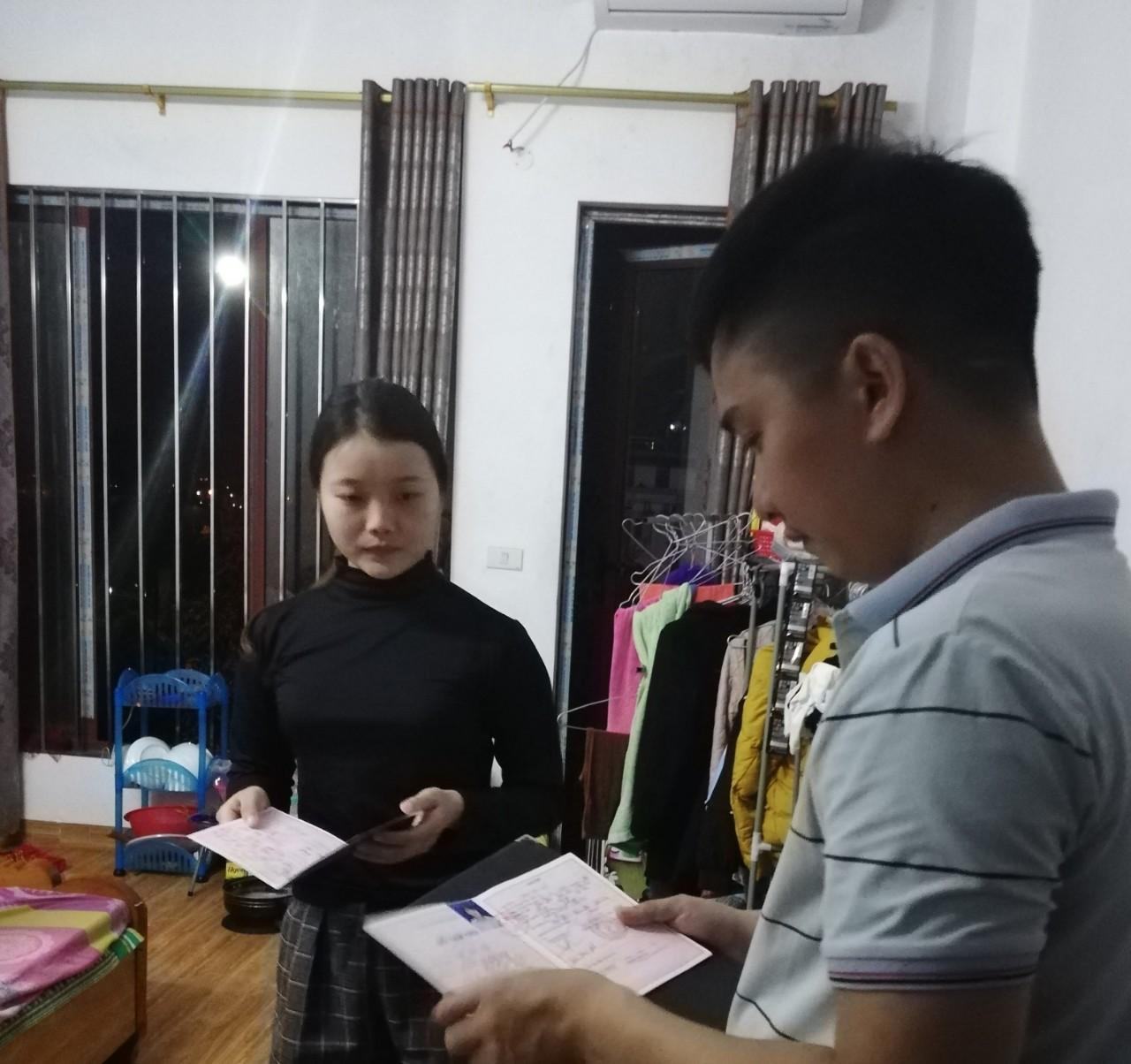 Tăng cường công tác kiểm tra sinh viên ngoại trú trước Tết Nguyên đán
