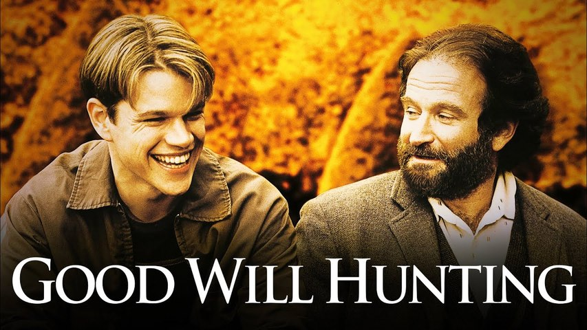 Good Will Hunting: (1997)
