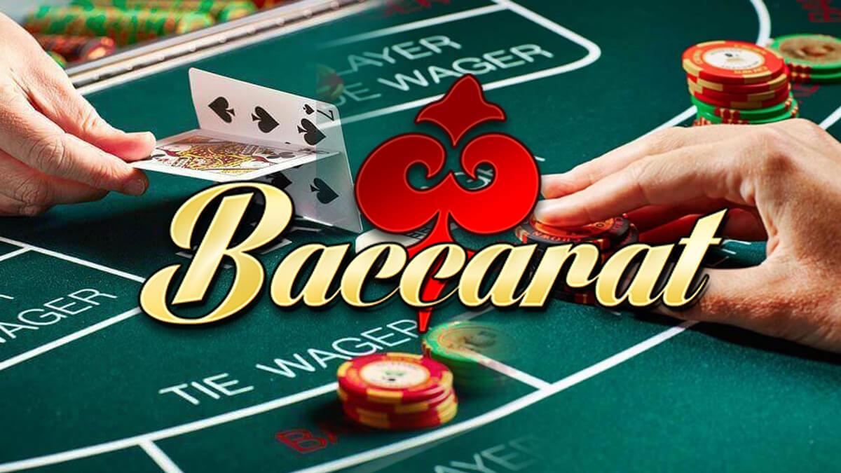 Baccarat là trò được nhiều người yêu thích tại casino