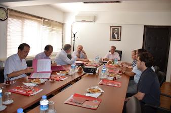 Sinop Üniversitesi'nde TİS İmzalandı