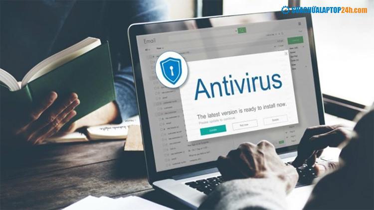 Một nguyên nhân khác gây ra lỗi này có thể là do virus ảnh hưởng