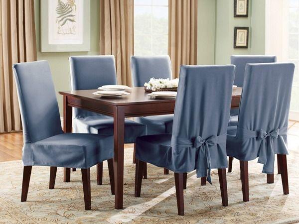 чехлы для стульев в гостиную