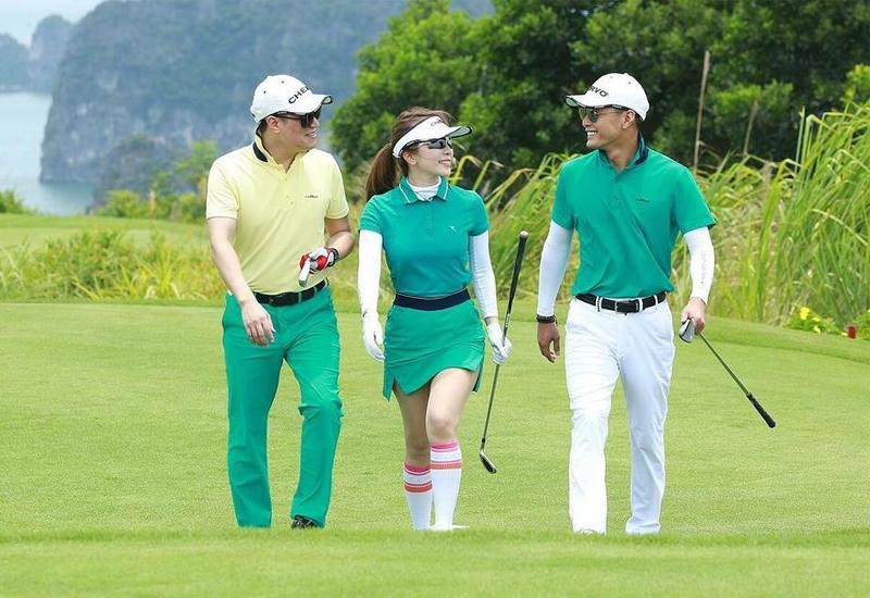 Lựa chọn mũ đánh Golf vừa vặn