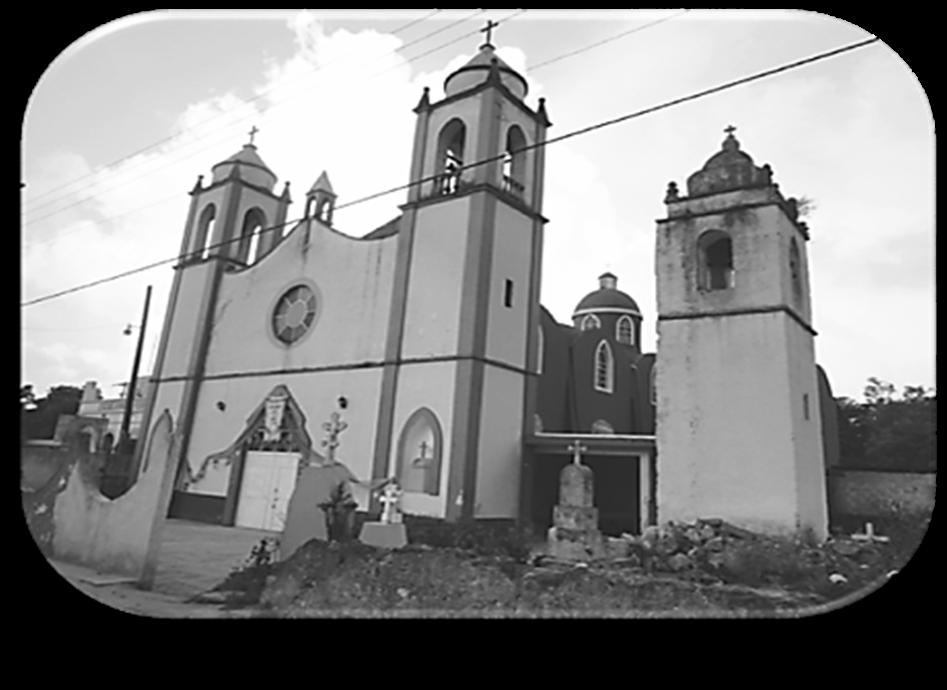 Torre exenta en San Juan Tezongo, Puebla