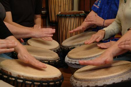 Image result for image of drum circle