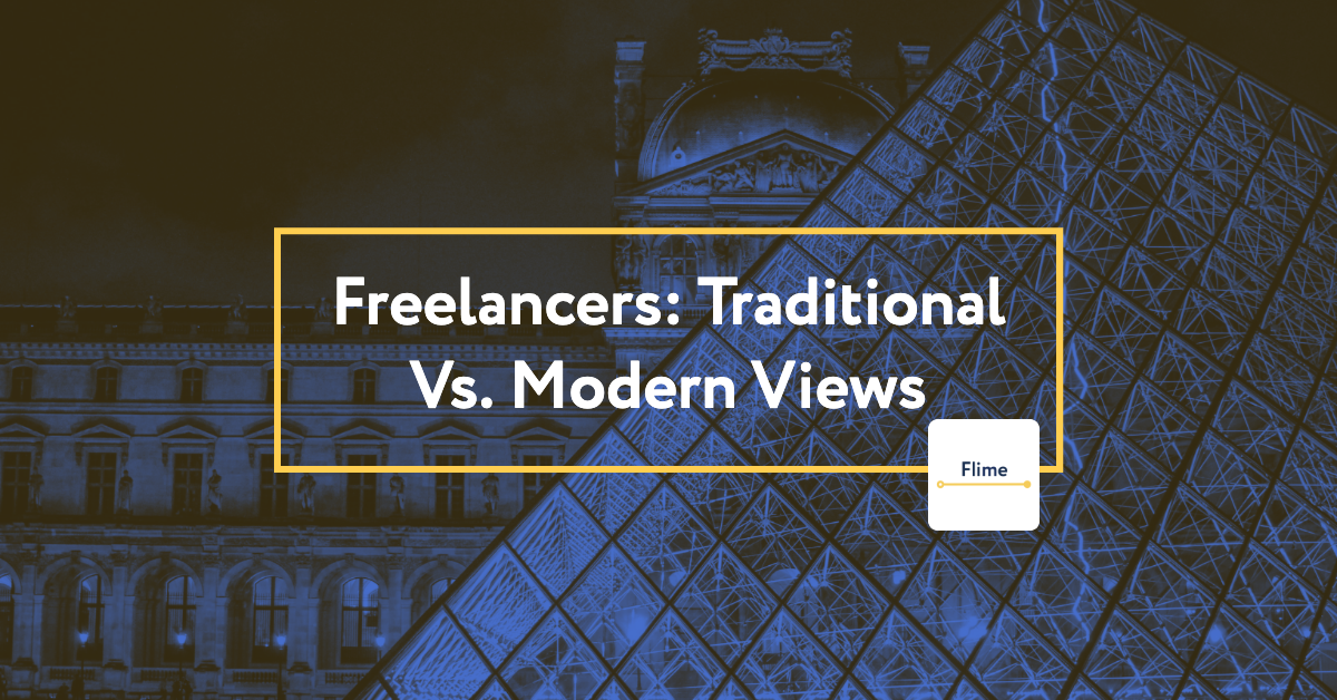 Freelancers: Traditional Vs. Modern Views