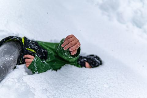 Enfant randonée ski motivation activités
