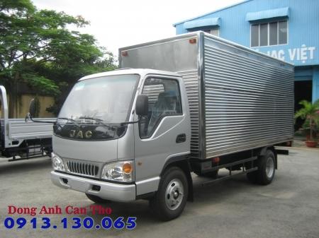 Đại lý bán xe tải jac 1T49, jac 1.49 tấn giá khuyến mãi,chỉ cần 80 triệu có ngay xe về.