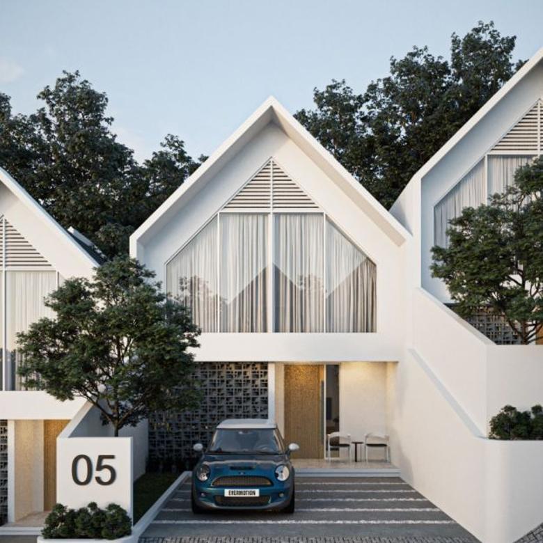 Desain Rumah Nuansa Resort, Bikin Betah Dan Serasa Liburan Terus!