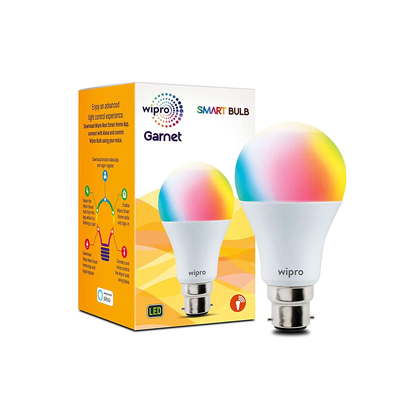 Wipro 9 Watt Smart LED Bulb