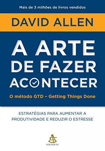 """Livro """"A Arte de Fazer Acontecer"""""""