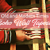 Old and Modern Times Boho Wall Tapestry