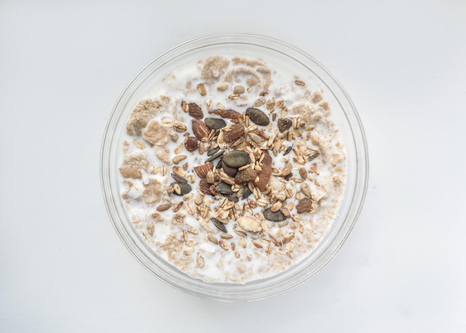 flocon d'avoine top ingrédient healthy marsemd18