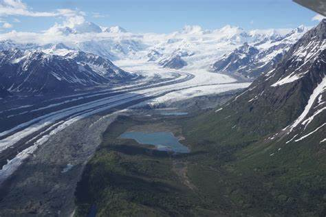 Melting of Glaciers